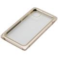 iPhone 11 Pro用マグネットアルミバンパーケース